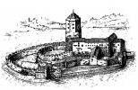 Выборгский замок - третий строительный этап