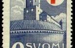 Выборгский замок на марке 1931 г.