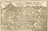 Неаполь в 1550 г.