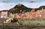 План Неаполь в XVI в.