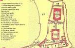Замок Карлштейн - план