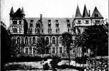 Замок Шлоссбург на старом фото 1906 г.