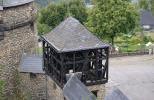 Замок Шлоссбург - Колокольная башня