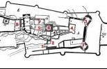 План замка Кенигсбур
