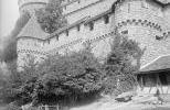 Замок Кенигсбур до реставрации 1908 г.