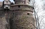 Замок Кенигсбур - Западная башня