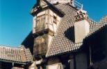 Замок Кенигсбур - башня с мельницей