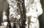 Двоюродные братья - Георг V и Николай II
