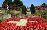 Сад замка Оберхофен