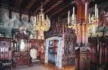 Замок Нойшванштайн - Спальня