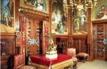 Замок Нойшванштайн - Обеденная зала