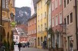 Улочки города Фюссен