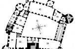 Замок Кальмар - План 2го этажа