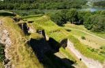 Крепость Бохус - бастионы