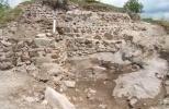 Остатки ворот крепости Русокастро