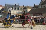 Cредневековый рыцарский турнир в замках Уэльса