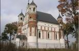Церковь-крепость в д. Мурованка, Беларусь