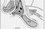План крепостей Царевец и Трапезица