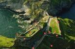 Замок Тинтедель - план