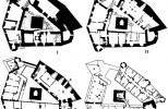 Планы этаже замка Марксбург