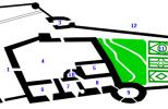 План замка Грюйер