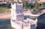 Башня Белема словно корабль на пристани