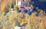 Замок Хоэншвангау осенью